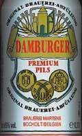 Damburger Premium Pils - Pilsener