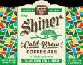 Shiner 108 Cold-Brew Coffee Ale