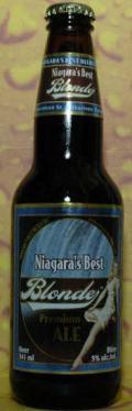 Niagaras Best Blonde Premium Ale