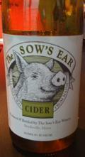 Sows Ear Cider