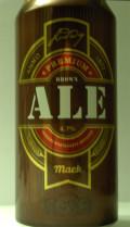 Mack Ludwig Premium Brown Ale - Brown Ale