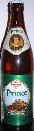 Lobkowicz Prince (Klasik) Blonde Bock Beer 10� - Czech Pilsner (Světl�)