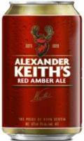 Alexander Keiths Red (Amber Ale)