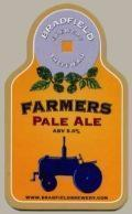 Bradfield Farmers Pale Ale