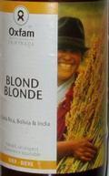 Oxfam Blond