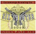 Cucamonga Six Shooter IPA