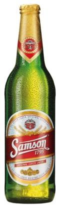 1795 Original Czech Lager (Budejovické Pivo)