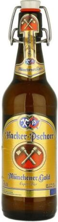 Hacker-Pschorr Münchener Gold (Munich Gold)