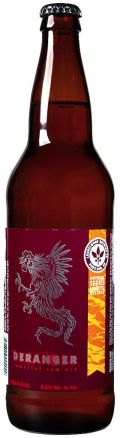 Laurelwood Organic Deranger Imperial Red Ale