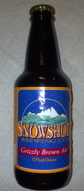 Snowshoe Grizzly Brown Ale