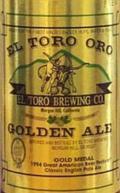El Toro Oro Golden Ale