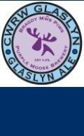 Purple Moose Glaslyn Ale / Cwrw Glaslyn