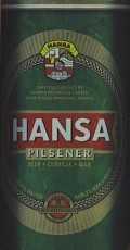 Hansa Pilsener (Namibia)