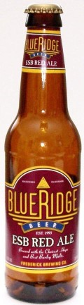 Blue Ridge (MD) ESB Red Ale