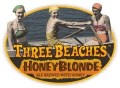 Tyranena Three Beaches Honey Blonde Ale - Golden Ale/Blond Ale