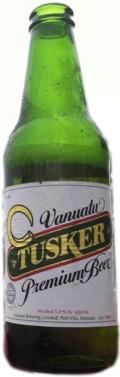 Tusker Vanuatu Premium Beer