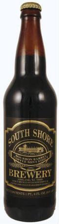 South Shore Coffee Mint Stout (Bourbon Barrel)
