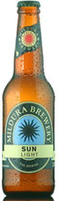 Mildura Brewery Desert Sunlight (Sun Light)