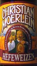 Christian Moerlein Hefeweizen - German Hefeweizen