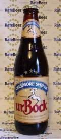 Creemore Springs urBock