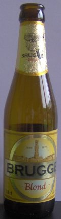 Brugge Blond - Belgian Ale