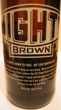 Breckenridge 471 Small Batch Mighty Brown