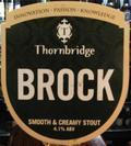 Thornbridge Brock - Stout