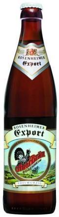 Auerbr�u Rosenheimer Export