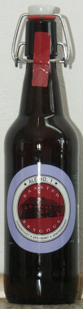 Raasted Ale No. 1 - Bitter