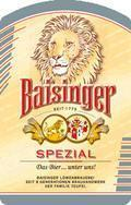 Baisinger Spezial