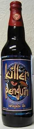 Boulder Beer Killer Penguin Barleywine