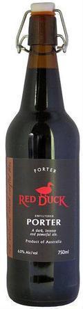 Red Duck Porter