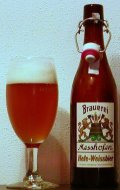 Kolb Brauerei Messhofen Hefe-Weissbier