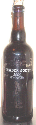 Trader Joe�s Vintage Ale 2005 - Belgian Strong Ale