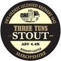 Three Tuns Stout / Castle Steamer