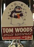 Tom Wood�s Jolly Snowman