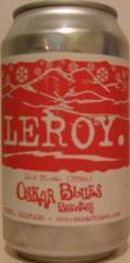 Oskar Blues Leroy