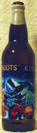 Roots Organic Epic Ale