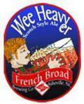 French Broad Wee Heavy-er Scotch Style Ale