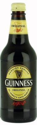 Guinness Original / Extra Stout 4.2% (Ireland/UK)