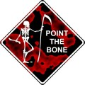 Walkabout Point the Bone IPA