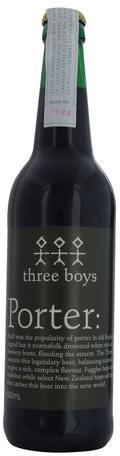 Three Boys Porter
