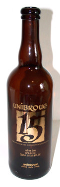 Unibroue 15 - Belgian Strong Ale