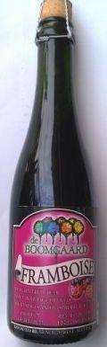De Boomgaard Framboise - Fruit Beer