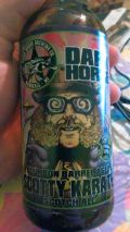 Dark Horse Bourbon Barrel Scotty Karate Scotch Ale