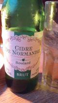 Boulard Cidre de Normandie Brut