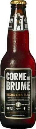 � l�Abri de la Temp�te Corne de Brume - Scotch Ale