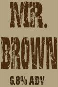 Valley Brew Mr. Brown - Brown Ale