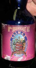 Climax Barleywine 10th Anniversary Ale