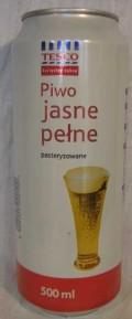 Tesco Jasne Pelne